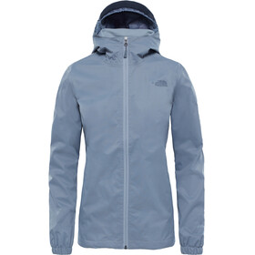 The North Face Quest Jas Dames grijs
